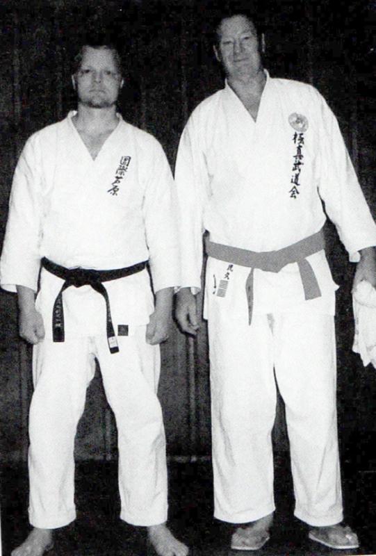 Jyrki Saario a Jon Bluming